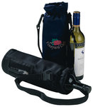 BR1377 - Single Bottle Cooler with Corkscrew