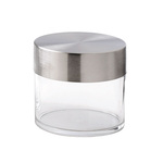DR1805 - .4 LTR Acrylic Container & S/Steel lid