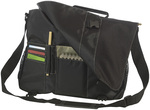ECR1804 - ECO 51% Recycled Flap Over Satchel