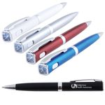 WLL0714s - LED Torch Ballpoint Pen
