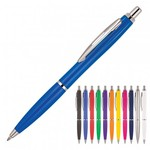 ZR611 - Yonina Coloured Plastic Pen