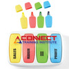 LRL1219 - Wax Highlighter Set